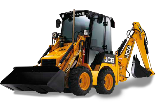 Mini Retroescavadeira JCB